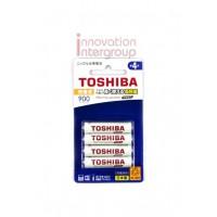 ถ่านชาร์จ Toshiba AAA