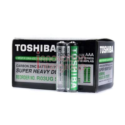 ถ่าน Toshiba AAA