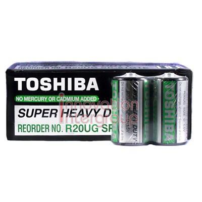 ถ่าน Toshiba Size D