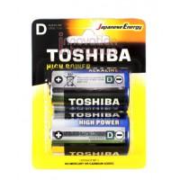 Toshiba ALKALINE Size D